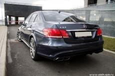 Полировка авто Mercedes