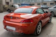 Полировка автомобиля BMW