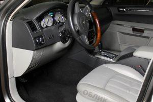 Полная химчистка автомобиля Chrysler 300C