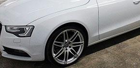 Audi A5 Sportback - защитное покрытие нового автомобиля