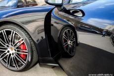 Полировка защита Porsche