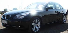 BMW 530 e60 - полировка, химчистка, ремонт вмятин