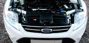 Ford Mondeo - мойка и консервация моторного отсека