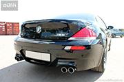 BMW M6 — восстановительная полировка авто