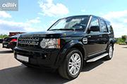 Восстановительная полировка кузова автомобиля Land Rover Discovery