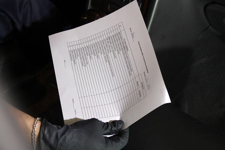 Детальная проверка качества химчистки