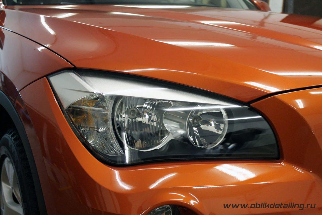 Детейлинг BMW X1