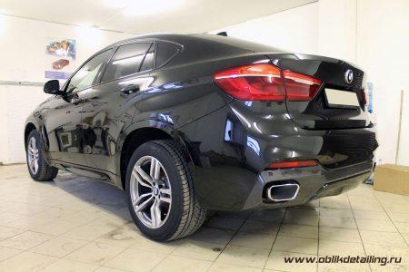 Детейлинг BMW Х6