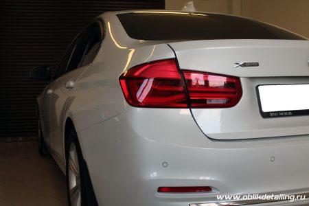 BMW 320d детейлинг