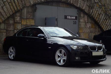 Детейлинг BMW 325 Cabrio
