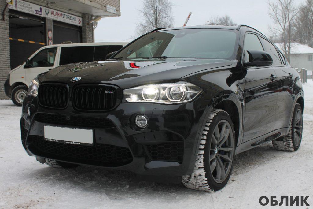BMW детейлинг