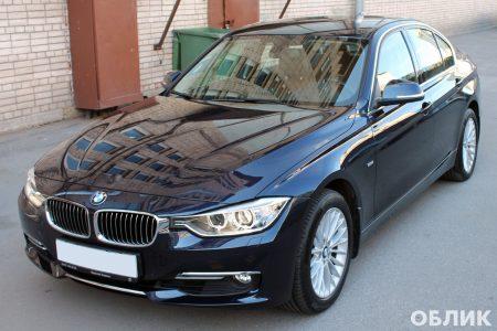 Детейлинг BMW f30