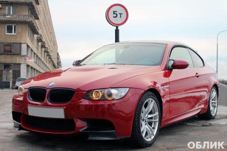 Детейлинг BMW M3