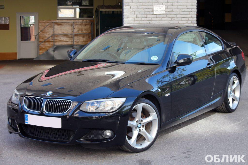 Детейлинг BMW 3 London
