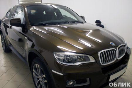 Детейлинг BMW X6