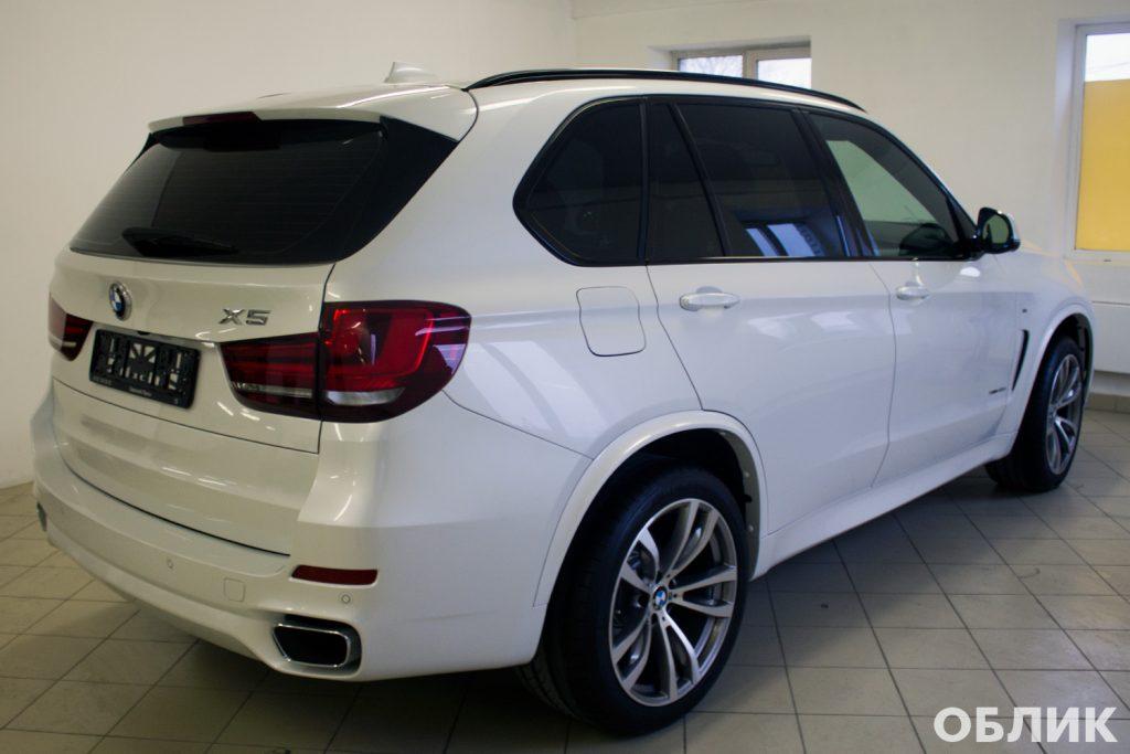BMW Х5 - detailing автомобиля