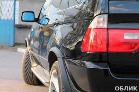 автомобиль BMW - студия Облик