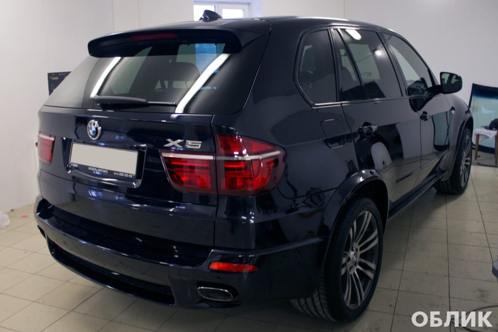 Детейлинг BMW X5