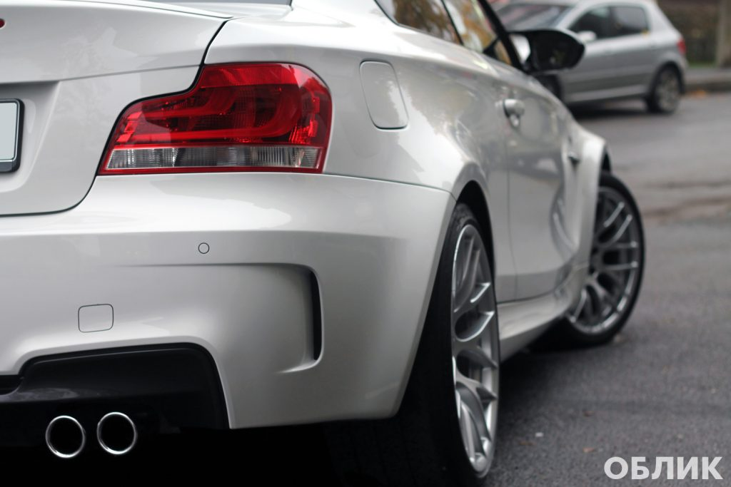 Детейлинг BMW 1M