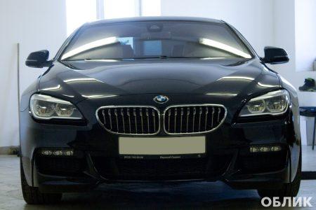 detailing BMW 6