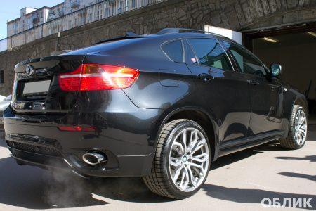 detailing BMW