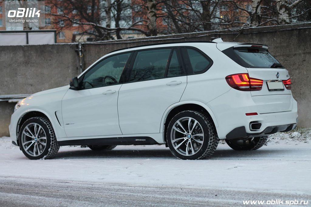 Облик детейлинг - BMW