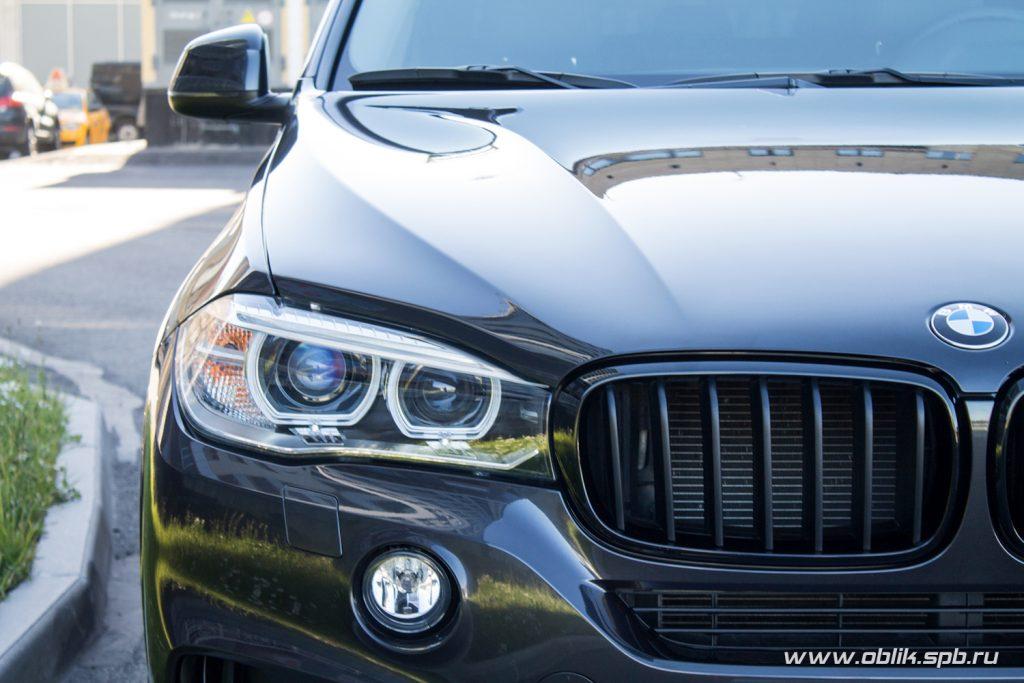 Детейлинг BMW Х5 - студия Облик