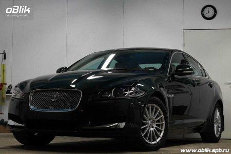 Детейлинг Jaguar XF