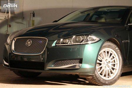 Детейлинг Jaguar ХF