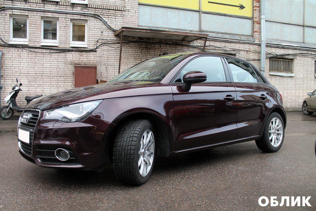Детейлинг Audi A1
