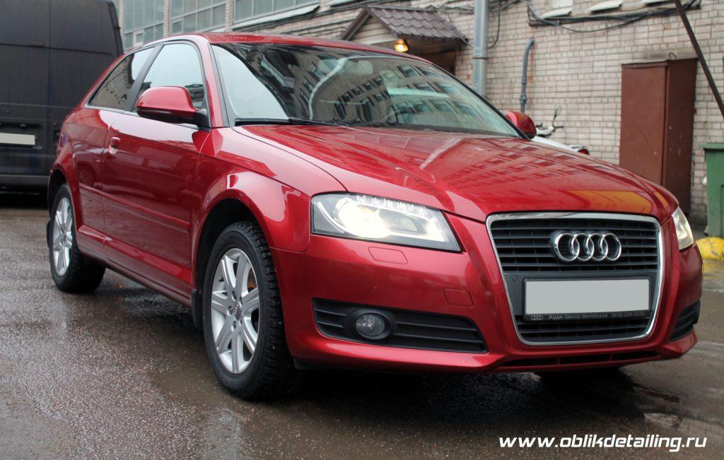 Детейлинг Audi A3