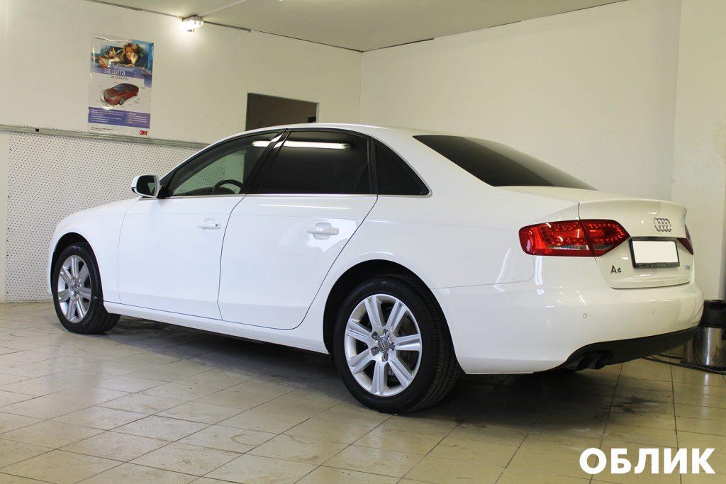 Детейлинг Audi A4