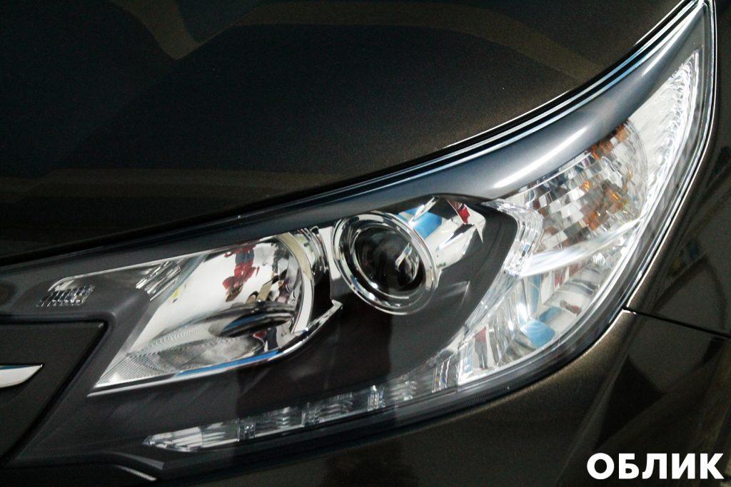 Детейлинг Honda CRV