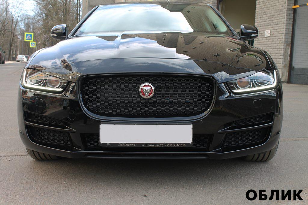 Детейлинг Jaguar