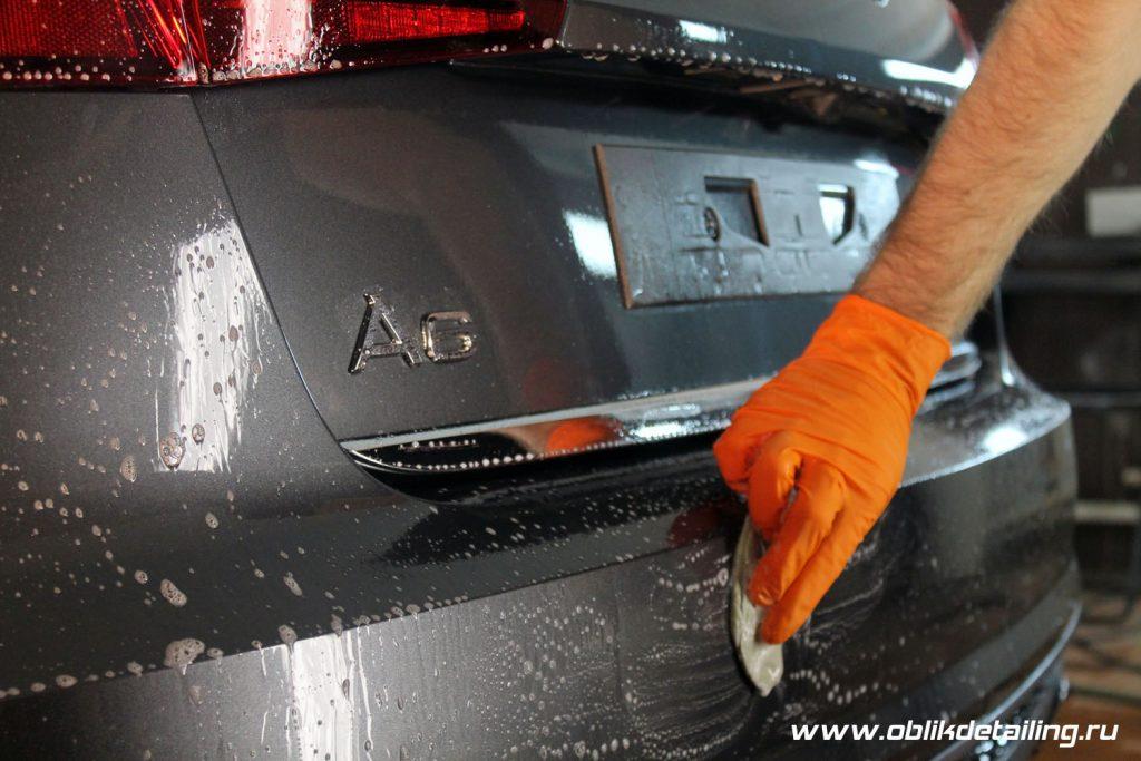 Детейлинг Audi A6