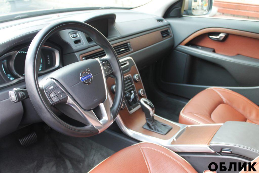 Детейлинг Volvo XC70