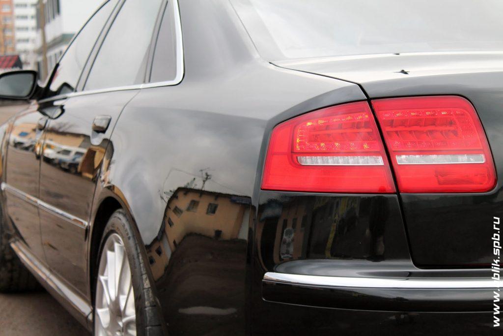Detailing Audi A8