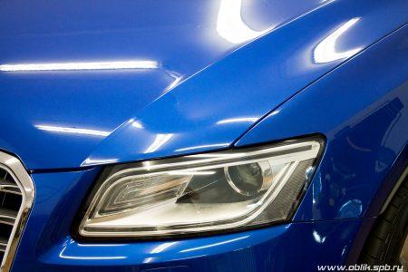Детейлинг Audi SQ5