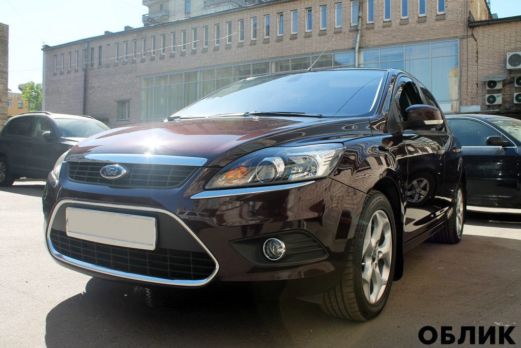 Детейлинг Ford Focus