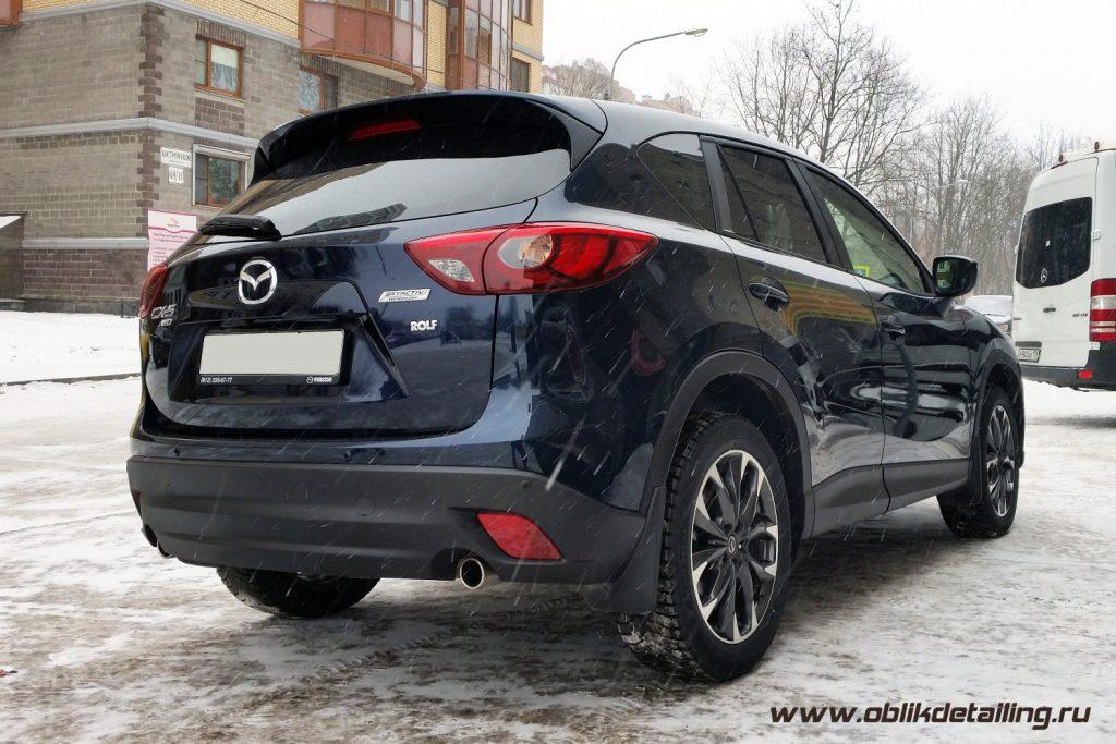 Детейлинг Mazda CX-5