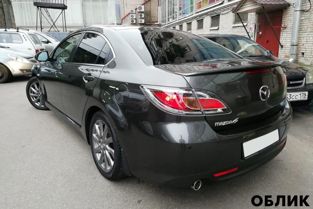 Детейлинг Mazda