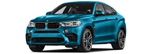 BMW X6 - детейлинг
