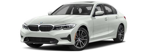 Детейлинг BMW 3 series