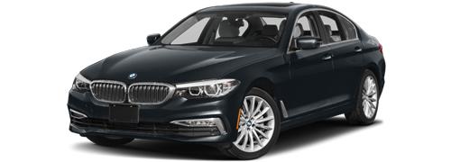 BMW 5 series - детейлинг