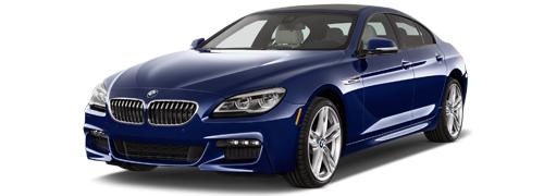 detailing BMW 6 series