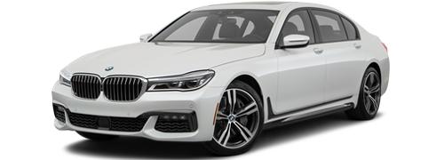 BMW 7 series - детейлинг от студии Облик
