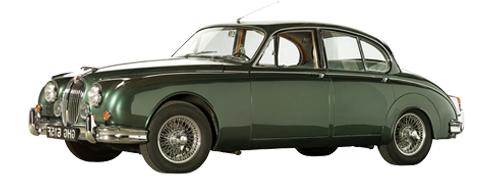 Детейлинг Jaguar 3.4 MK 2
