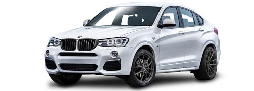 BMW X3 - детейлинг автомобиля