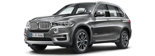BMW X5 detailing