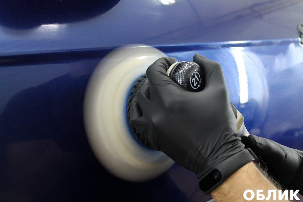 Полировка Hyundai Getz